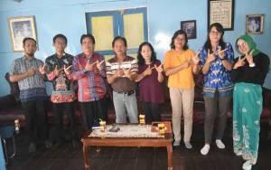 BPS Gunung Mas Sambangi Rumah Warga Sukseskan Sensus Penduduk