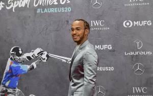 Hamilton dan Messi Raih Anugerah Olahragawan Terbaik Dunia