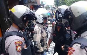 Warga Jalan Antang Kalang Diringkus Polisi Simpan Obat Terlarang
