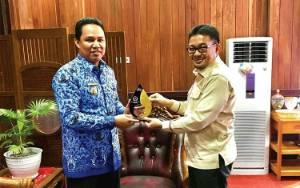 Pemkab Lamandau Peroleh Penghargaan SPIP Level 3 dari BPKP Kalteng