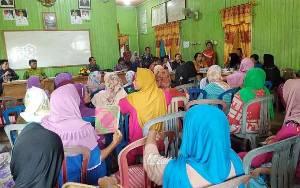 155 Penerima Bansos PKH Kecamatan Pematang Karau Mengundurkan Diri