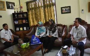 Dinas Kominfo Kapuas Dukung BPS Lakukan Sensus Penduduk Online