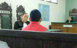 Di Hadapan Hakim Perempuan dan Teman Prianya Saling Bantah Atas Kasus Sabu