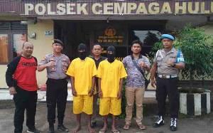 Polisi Ringkus Pelaku Pengeroyokan di Desa Tumbang Koling