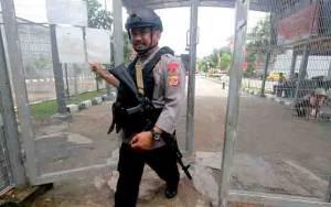 Alasan Napi Terorisme Lapas Gunung Sindur Dibawa ke Nusakambangan