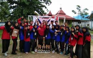 Kontingen MAN Kapuas Raih 5 Gelar Juara pada Lomba Palang Merah Remaja