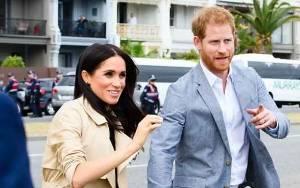 Harry dan Meghan Markle Tak Boleh Lagi Pakai Kata Royal