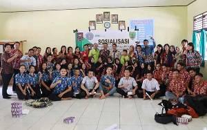 BKPSDM Barito Timur Sosialisasikan Penerimaan IPDN 2020