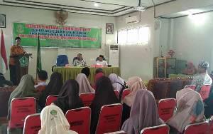 LPTQ Palangka Raya Laksanakan Pemusatan Latihan Jelang MTQ Provinsi Kalteng
