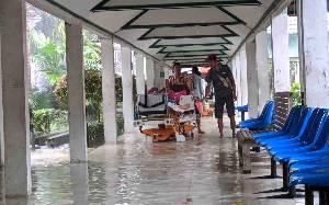 Sejumlah Ruangan Lama di RSUD dr Murjani Sampit akan Dibangun Ulang untuk Antisipasi Banjir