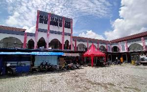 Bupati Kotawaringin Timur Minta Pedagang Pasar Eks Mentaya Didata Valid Sebelum Pengundian