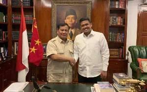 Gerindra Berpeluang Usung Bobby Afif Nasution Menantu Jokowi