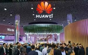 Huawei Pastikan Pasokan 5G tak Terdampak Virus Corona