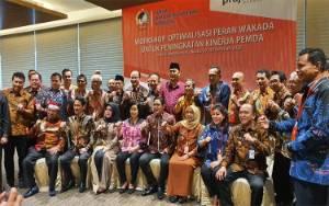 Iswanti Ikuti Workshop Optimalisasi Peran Wakil Kepala Daerah