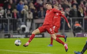 Bayern Susah Payah Amankan Kemenangan Atas Tim Juru Kunci