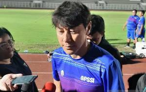 Shin Tae-Yong Akui Pemain Timnas di TC Jakarta Bukan Pilihannya