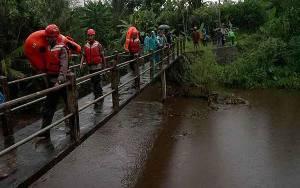 6 Pelajar SMPN 1 Turi Tewas Tenggelam di Sungai Sempor