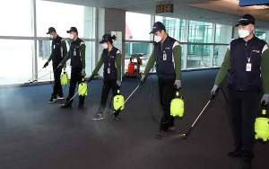 Korea Selatan Diserang Wabah Virus Corona, 206 Orang Terinfeksi
