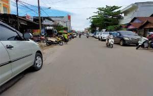 Zona Parkir Ditiga Jalan di Sampit akan Dibebaskan