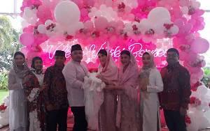 Valerie Vinski Borneo Diharapkan Jadi Putri Dayak yang Tangguh