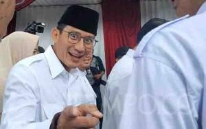 Sandiaga Uno Bocorkan Pemilihan Wagub DKI Bakal Molor