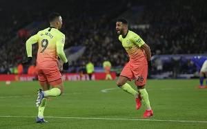 Jesus Jadi Juru Selamat Manchester City di Kandang Leicester