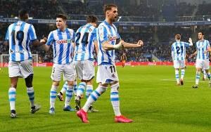 Sociedad Kalahkan Valencia untuk Terobos Empat Besar