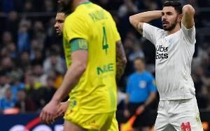 Marseille Terjerembab di Markas Sendiri Dipermalukan Nantes 1-3
