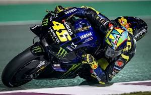 Rossi Komentari Performa Yamaha M1 2020 di Hari Pertama Tes Qatar
