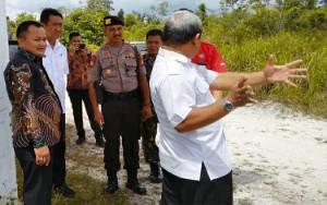 Ketua DPRD Kapuas Harap Pembangunan PLTS Jangkang Segera Direalisasikan