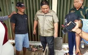 Polres Kotim Ringkus 2 Tersangka Narkoba, Barang Bukti325 Sabu