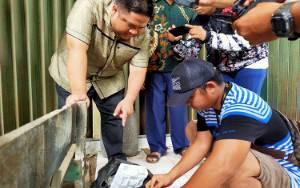 Pemilik 300 Gram Sabu Kelabui Polisi Simpan Barang Bukti di Kresek Sampah