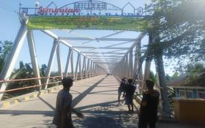 Jembatan KH Hasan Basri Akan Dilakukan Uji Kelayakan