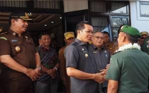 Bupati Murung Raya:Aparatur Desa Hindari Kasus Hukum