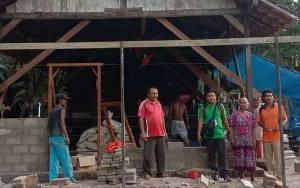 2020 Kobar Dapat Bantuan 50 Rehab Rumah dari Kementerian Sosial