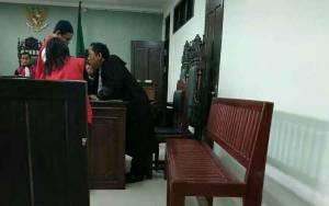 2 Sekawan Kasus Sabu Ketika Disidang Saling Menyalahkan Terancam 6,5 Tahun Penjara