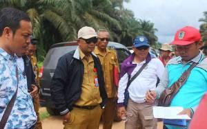 Tim Pemkab Seruyan Fasilitasi Penyelesaian Sengketa Lahan Masyarakat dengan PT Tepian Nadenggan