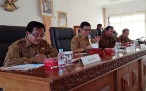 Pemkab Barito Timur Gelar Diskusi Bersama Dewan Riset Daerah