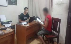 2 Paket Sabu Disita Polisi dari Barak Jalan Yos Sudarso