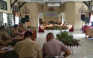Kecamatan Jekan Raya Gelar Musrenbang untuk Bahas Program Prioritas 2021