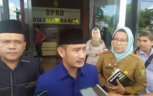 Wali Kota Palangka Raya Sambut Baik Masukan DPRD Soal Raperda