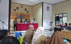 262 Usulan Pembangunan Disampaikan Camat Banama Tingang Pada Musrenbang