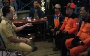Bupati Hendra Beri Arahan Tim Lakukan Pencarian Korban Tenggelam