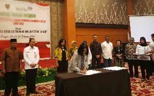 Pemkab Murung Raya Hadiri Rakerda BKKBN Kalteng di Sampit