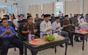 BPS Sukamara Gelar Rakorkab Pelaksanan Sensus Penduduk 2020