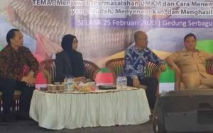 Modal Menjadi Kendala Berkembangnya UMKM di Kotawaringin Timur