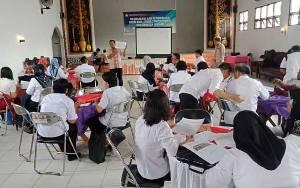 LPMP Kalteng Sosialisasi dan Pembekalan SPMI Bagi Fasda, TPMPD, TPMPS dan Sekolah Binaan