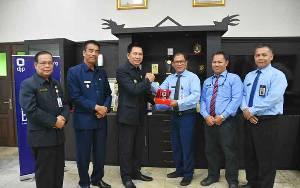 KPP Pratama Muara Teweh Kerjasama dengan Pemkab Barito Utara Selenggarakan Pekan Panutan Penyampaian SPT Tahunan