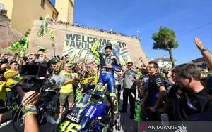 Penyelenggara Bakal Datangkan Valentino Rossi di GP Mandalika 2021
