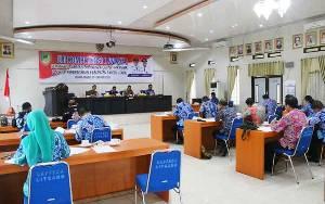 Pemkab Barito Utara Job Fit 17 Pejabat Tinggi Pratama